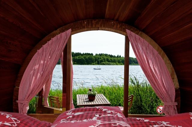 Dreifelder-Weiher – Kommen-Entspannen-Wohlfühlen